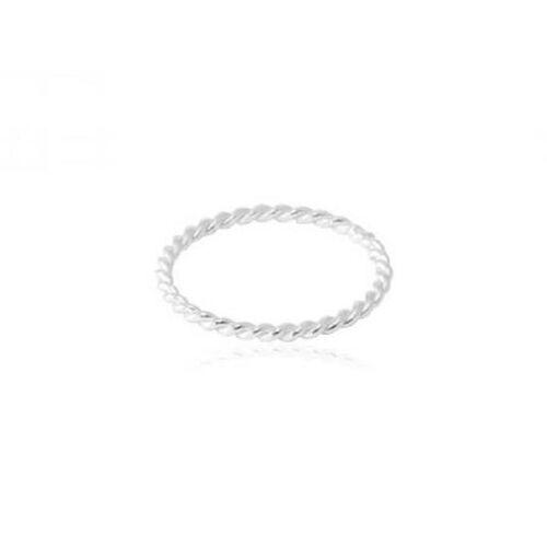 "pakilia Ring ""Etéreo""  amerikanische ringgrösse 7×"