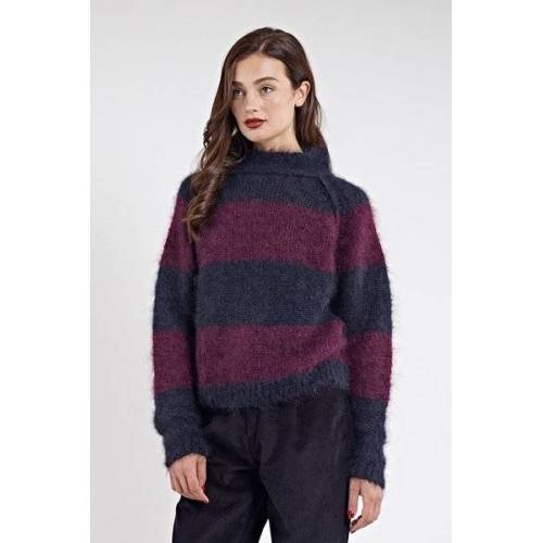 Maska Mohair Sweater Rossi  S