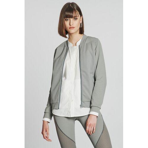 ARYS Confident College Damen Sweatjacke Von Arys steel (grau) L