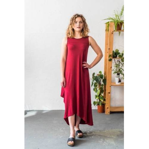 KOKOworld Kleid Mitsuke Wine wine one size