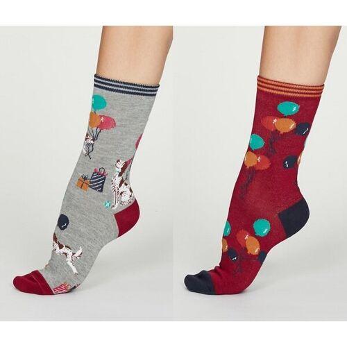 Thought l Braintree 2er Set Socken - Eve Socks In a Bag mehrfarbig (multi) 37-41