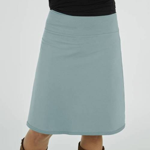 "La Gitana Rock Eco ""June"" Casual A- Linie In Trendfarben himmelblau XL"