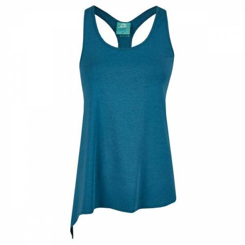 nice to meet me Liberty Top - Ein Luftiges Racerback Aus Tencel® agua M