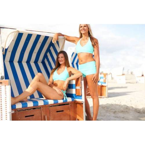 IPANII - swimwear for brave souls Bikini Beach - Fun vigneto (weinrot) L