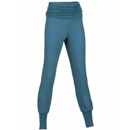 Engel Sports Damen Yoga Hose blau (aqua) S