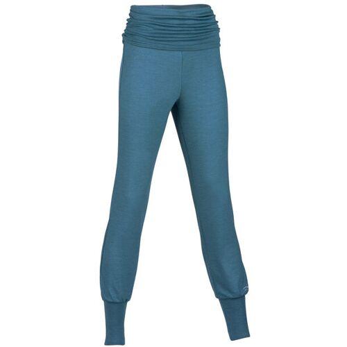 Engel Sports Damen Yoga Hose blau (aqua) M