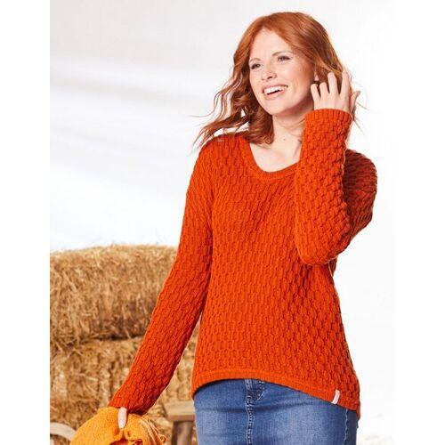 Deerberg Pullover tagetes XL