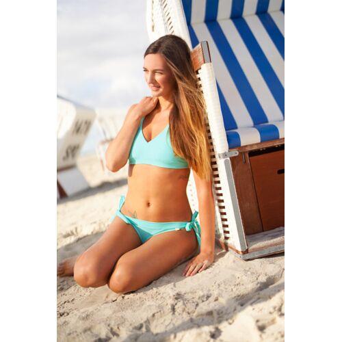 IPANII - swimwear for brave souls Bikini Beach - Joy vigneto (weinrot) M