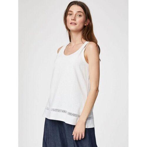 Thought l Braintree Top - Rena Vest Top weiß 14(42)