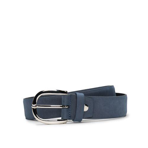 Nae Vegan Shoes Nae Mura - Damen Vegane Gürtel blau 80/32