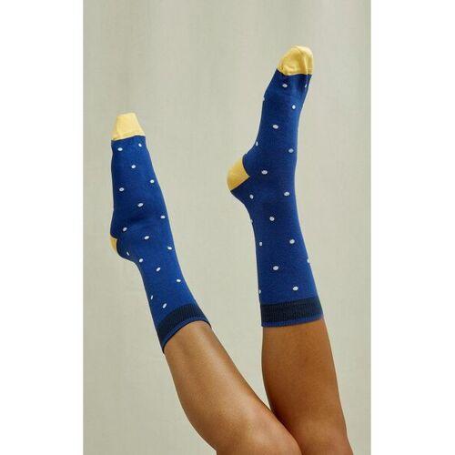 People Tree Mini Dot Socks  35-38
