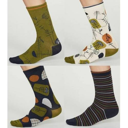 Thought l Braintree 4er Set Socken - Sybil Sock Box mehrfarbig (multi) 37-41
