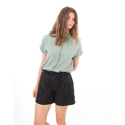 Zerum Bluse Lena Ecovero mintgrün XL