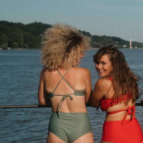 WONDA swim Bikini Bottom Berlin grün M