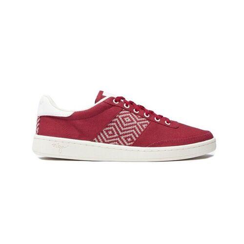 N'go Shoes Saigon Vegan Hoan Kiem Red red 44