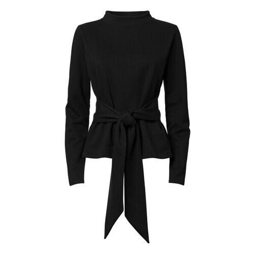 Lovjoi Sweater Cassiopeia black XS