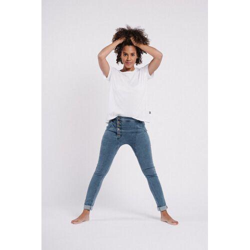KOKOworld Jeans Bosfor 2.0 - Lyocell/tencel ® blau xs/s