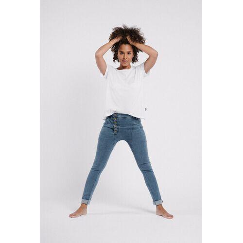 KOKOworld Jeans Bosfor 2.0 - Lyocell/tencel ® blau l/xl
