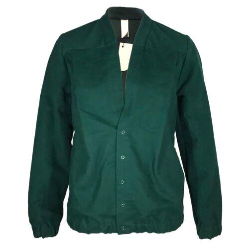 FORMAT Beam Jacke, Moleskin grün M