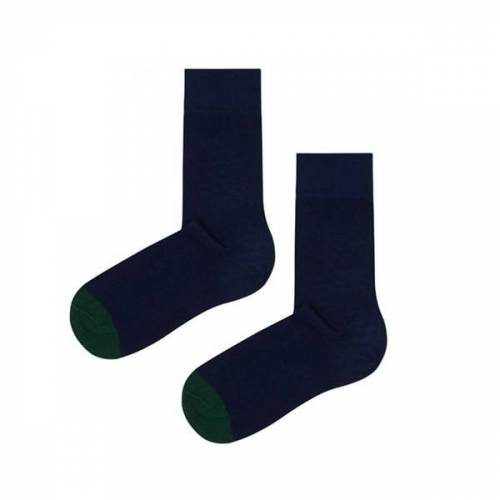 Kabak Socken Aus Bio-baumwolle / Organic Cotton Toe blau 42-46