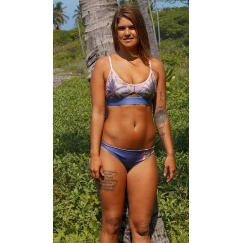 Zeachild Bikinitop Buena Onda Refishnet rosa S