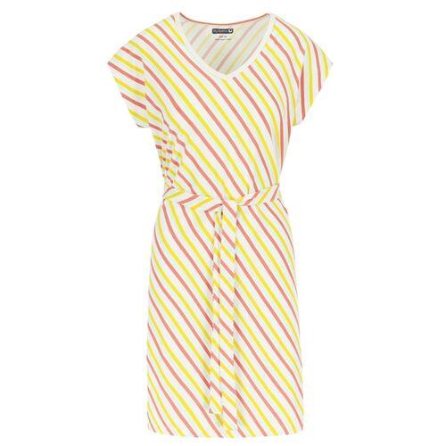 Lily Balou Vneck Kleid Streifen Sorbet Eis sorbet 42