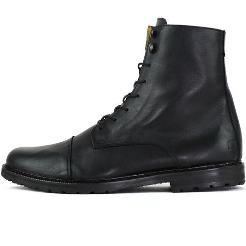 SORBAS '94 Leder Stiefel (Ungefüttert) schwarz 46