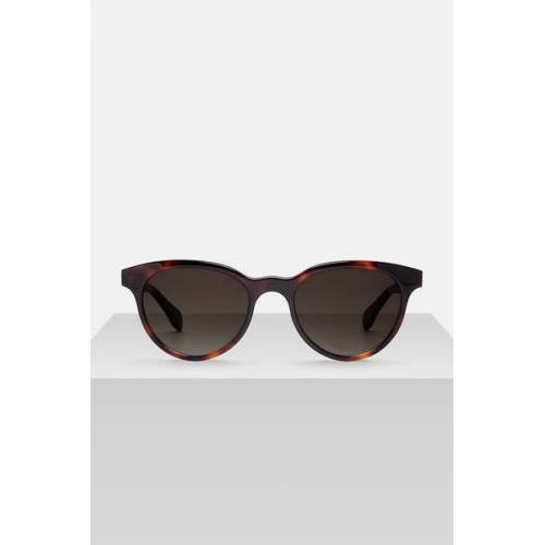 Kerbholz Sonnenbrille Aus Holz 'Lena' braun