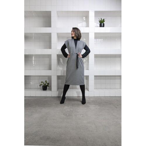 notmadeinKINA* Kleid #Kleinkariert  M/L