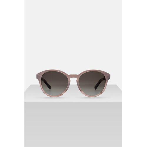 Kerbholz Sonnenbrille Aus Holz 'Leopold' taupe