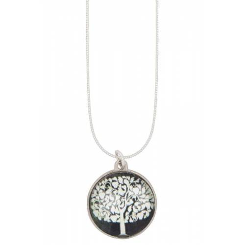 The Pendant Warehouse Tree In Green (50 Cm Kette) green