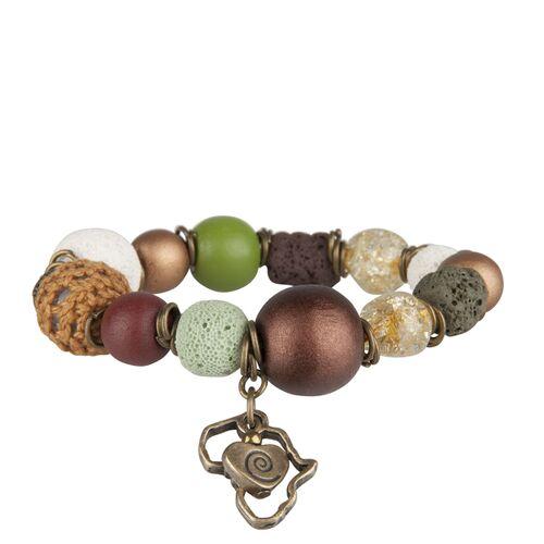 Umtha Armband Connecting Stones