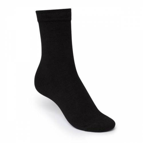 Thokkthokk High-top Socken Black black m (39 - 42)