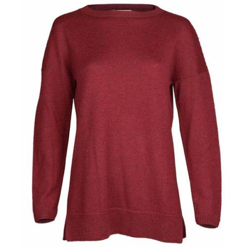 Alma & Lovis Alpaca Sweater Berry berry L