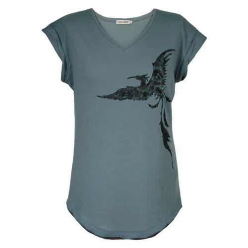 woodlike Sky T-shirt sky S