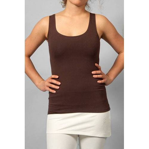 Breath of Fire Sohang Yoga-top Mocca mocca XS