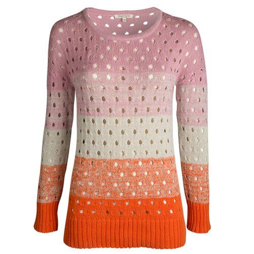 Alma & Lovis Colour Sweater jaffa L