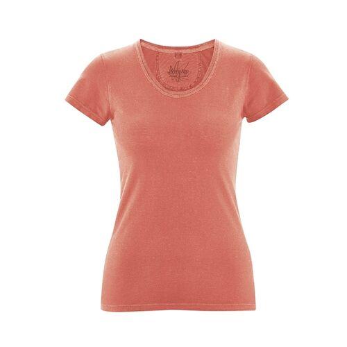 HempAge T-shirt Sunny lobster XS