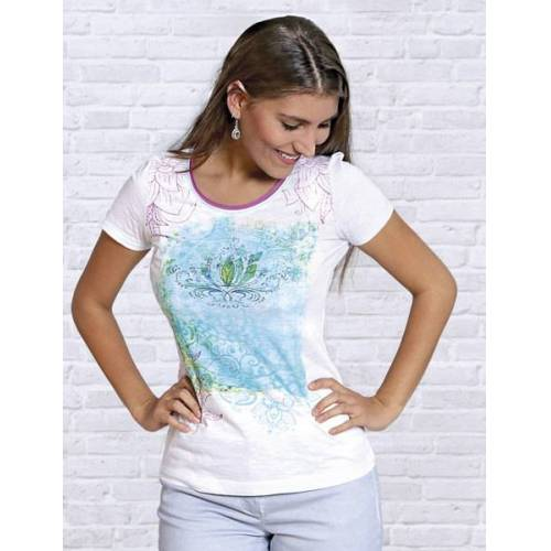 The Spirit of OM Shirt Seerose  XS