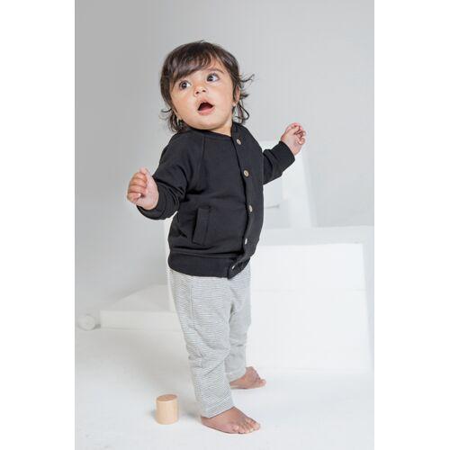 Babybugz Baby Bomber Jacke schwarz 2-3 jahre
