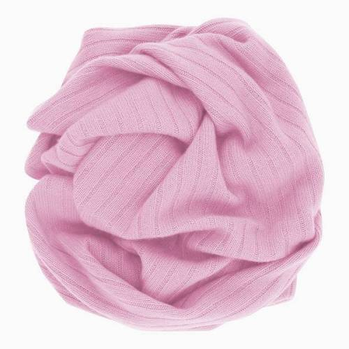 CARE BY ME Babydecke Aus Kaschmir & Wolle 70 x 100 Cm pink