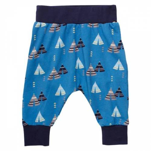 Fred's World by Green Cotton Baby Hose Tepee dove blue 80