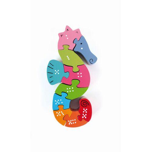 El Puente Puzzle Seepferdchen