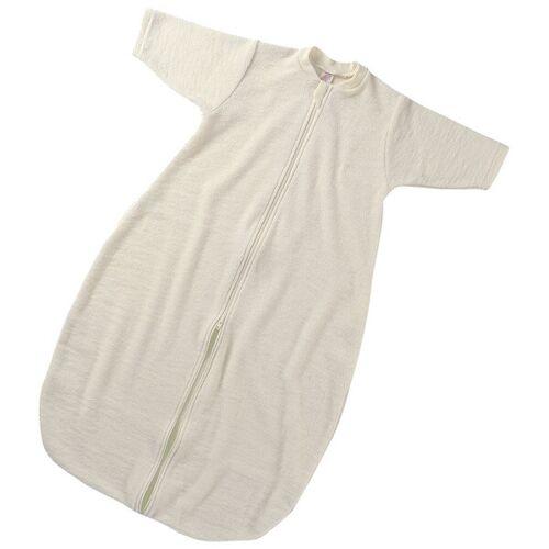Engel Natur Baby Schlafsack Reine Bio-wolle beige 74/80