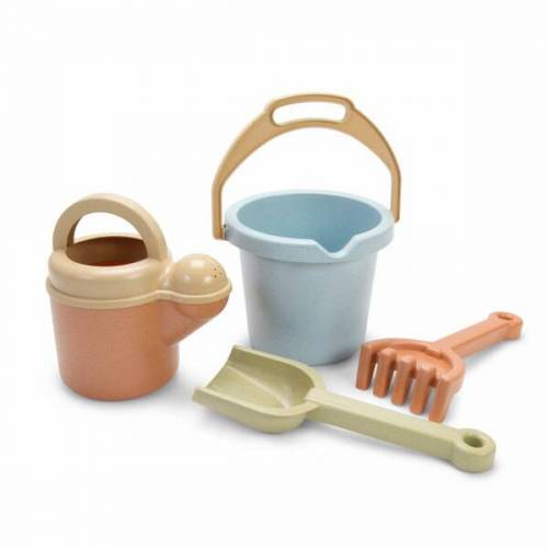 Mitienda Shop Bio Sandspielzeug, Spielzeug 4er Sandset