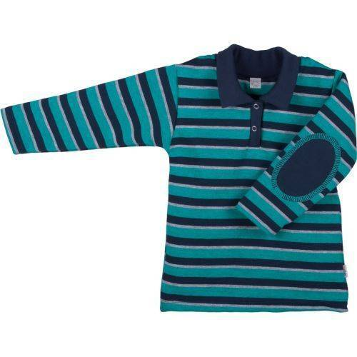 Popolini Shirt Polo Sweat  74/80