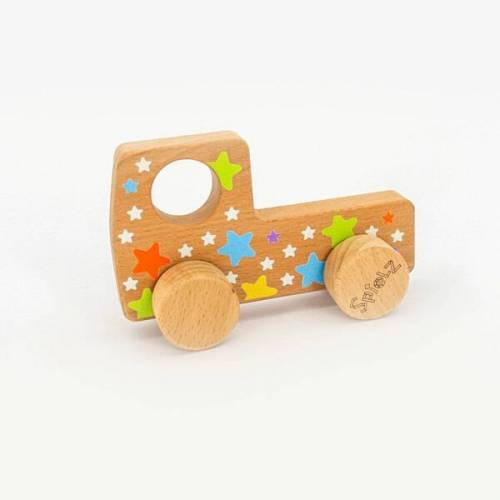 SPIELZ - Spiel mit Holz Holzroller