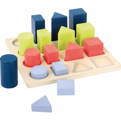 small foot Steckpuzzle Geometrie