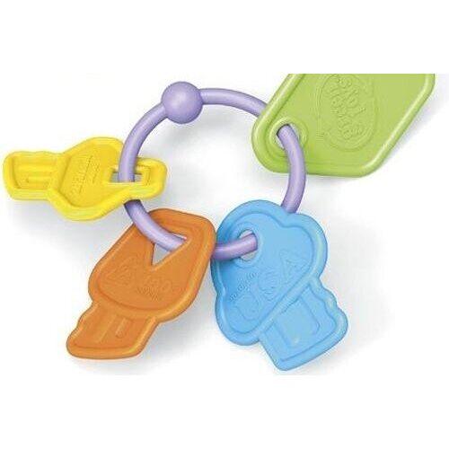 Green Toys Klappernder Schlüsselbund