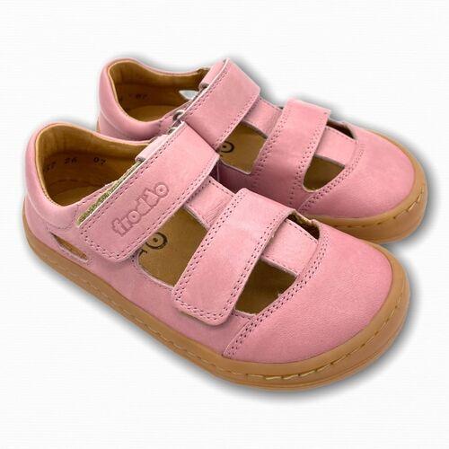 froddo Barfußschuhe Sandalen rosa 34